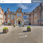 Virtual Tour della Sherfield School In UK